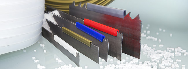 Serrated edge guards